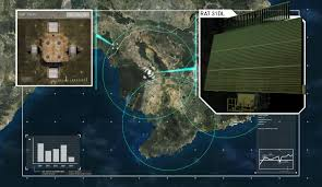 A Lampedusa New Radar Of The Italian Air Force For Surveillance Of