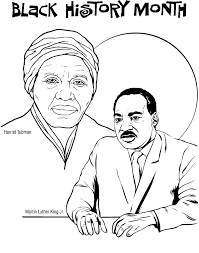 Small Picture Black History Month Printables Black History Coloring Pages Free