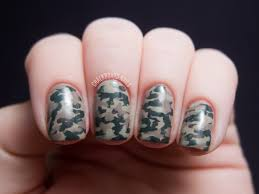 Camouflage Nails with the LCN Urban Expression Box Set ...