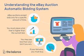 Your Bids Understanding Ebay Bidding For Beginners