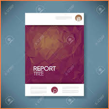 5 Free Business Report Cover Page Template Andrew Gunsberg