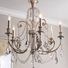 87 best chandeliers images on pinterest chandelier lighting shown in gold and silver gold and silver chandelier t18
