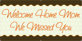 printable welcome home banner template banner template 18 free word pdf illustrator epd psd