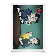 <b>Плакат A2</b>(<b>42</b>×<b>59</b>) Jbond-cast Выпуск <b>1</b> #2424011 от chernoba ...