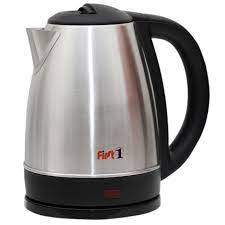 Buy First1 1.7 Litre 2200 Watts 220-240V Cordless water Kettle, 360�  Rotational kettle, Boil dry protection , Stainless Steel FKT-844 Online -  Shop Electronics & Appliances on Carrefour UAE