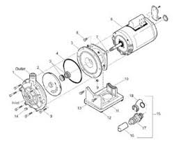 magnetek century b625 cleaner pump motor no aluminum bracket b625 click here to view the schematic for the polaris pb4 60 booster pump 60