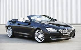 BMW Convertible bmw convertible 650i : Hamann-Tuned BMW 6-Series Convertible Gets Low Photo Gallery