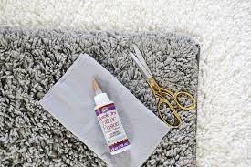Fabric Rug Diy Sprinkle Rug Diy A Beautiful Mess