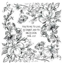 Coloring Pages Bible Verses Bible Verse Coloring Pages Instant By