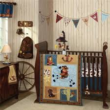 vintage cowboy nursery decor