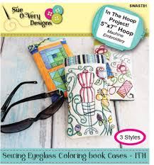 Sue O Very Designs Amazon Com Sue Overy Designs Sealed With A Stitch Swast81