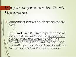 argumentative essay class vii sample argumentative