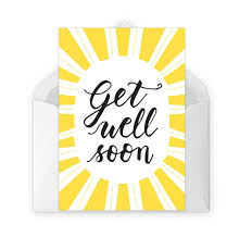Print a set of colours flashcards, or print some for you to colour in and write the words! 8 Free Printable Get Well Soon Cards And Tags
