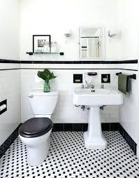 black and white tile flooring black and white bathroom tiles image credit black white bathroom floor