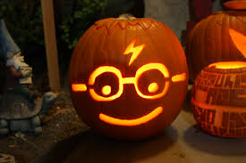 Harry Potter Pumpkin Carvings