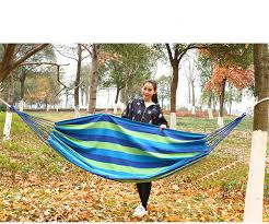 2019 <b>280*80cm Portable</b> Nylon Single Person <b>Hammock</b> Parachute ...