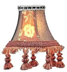 chandelier shades clip on mini lamp non cl