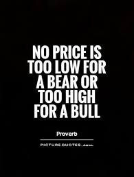 Stock Market Quotes Today Mesmerizing No Price Is Too Low For A Bear Or Too High For A Bull Stock Market