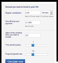 projected inflation calculator investment calculators calculate your savings pensions more