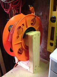 diy extension cord reel outdoors extension cords diy extension cord reel
