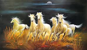 painting of running wild horses img alignnone size full wp image