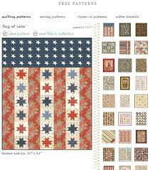 Moda Fabrics Free Patterns Enchanting Web Tips Free Patterns Modafabrics