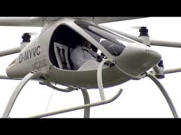 Dream Catcher Airplane Watch this bonkerslooking aircraft with 100 rotors take its first 37