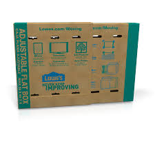 tv moving box lowes. Fine Moving Loweu0027s Large Cardboard Moving Box Actual 45in X  Intended Tv Lowes A
