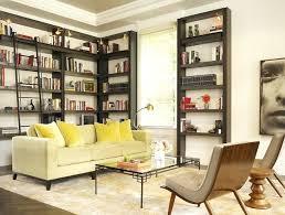 living room bookshelves ideas