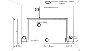 garage door heightDoor  Window Connection