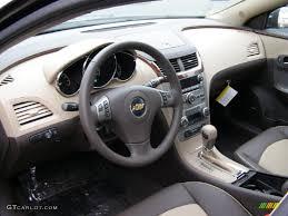 Cocoa/Cashmere Interior 2011 Chevrolet Malibu LTZ Photo #41325034 ...
