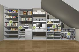 office storage solution.  Storage Understairs Home Office White 1 In Office Storage Solution