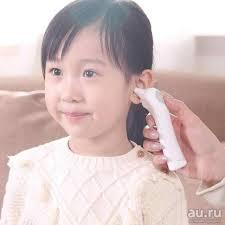 Инфракрасный ушной <b>термометр Xiaomi Andon</b> — купить в ...