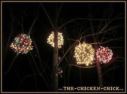 outdoor lighting balls. Chicken Wire Lighted Christmas Balls 39tis The Season Outdoor Lighting D