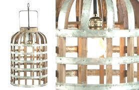 glass lantern chandelier large black pendant light metal cage arabella antique copper bell