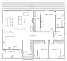 Small Picture Simple House Floor Plans Home Designs Ideas Online zhjanus