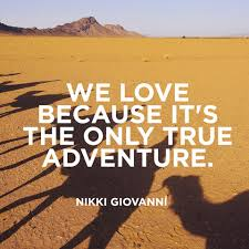 Love Adventure Quotes Mesmerizing The Only True Adventure