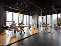 original office. LEO Headquarters In Shanghai Glass Walls Original Office I