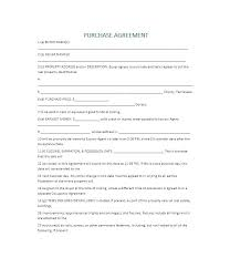 Sale Agreement Forms Asset Purchase Agreement Template Free Asset Purchase