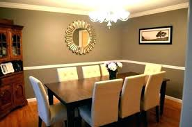 chair rail dining room dining room paint ideas with