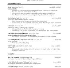 Resume Interests Foodcity Me