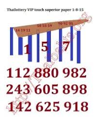 Thai Lottery Result Chart From 1970 To 2013 Thailand