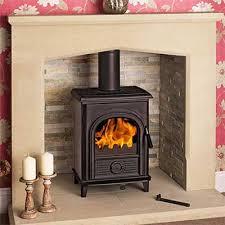 small sized cast iron wood stove