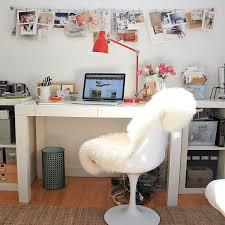 White desk for home office Wall Tuckrbox Parsons Desk White West Elm