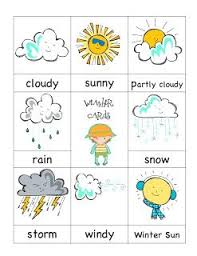 Weather Chart Preschool Printables Weather Cute For Making A Weather