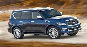 luxury full size suv infiniti qx80 most loved xxl size suv palm beach illustrated