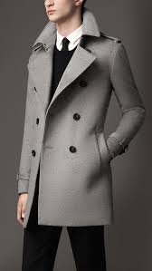 woolen men s trench coat warm blend of felted wool luxury fashion brief trend slim outerwear mid length mens overcoat with 203 43 piece on
