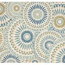 blue green rugs sultan outdoor rug area yellow