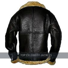 aviator flight pilot world war 2 leather jacket