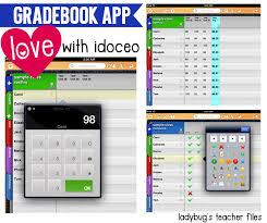 Gradebook App Love Idoceo Ladybugs Teacher Files